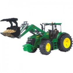 John Deere 7930 mit Frontlader