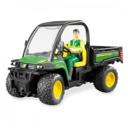 John Deere Gator XUV 855D mit Fahrer
