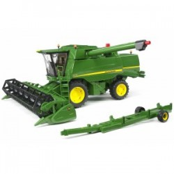 John Deere Mähdrescher T670i (Bruder)