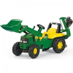 New Holland Backhoe-Loader (Rolly Toys)