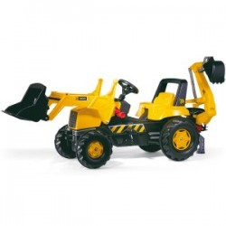 John Deere Backhoe (Rolly Toys Junior)