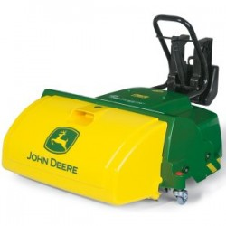 Sweeper, Kehrmaschine John Deere (Rolly Toys)